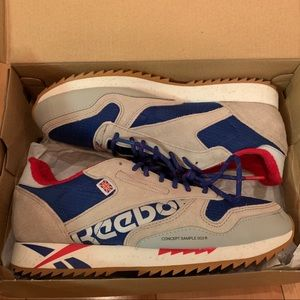 REEBOK, RARE, Ripple concept shoe, NEW, retro 90's